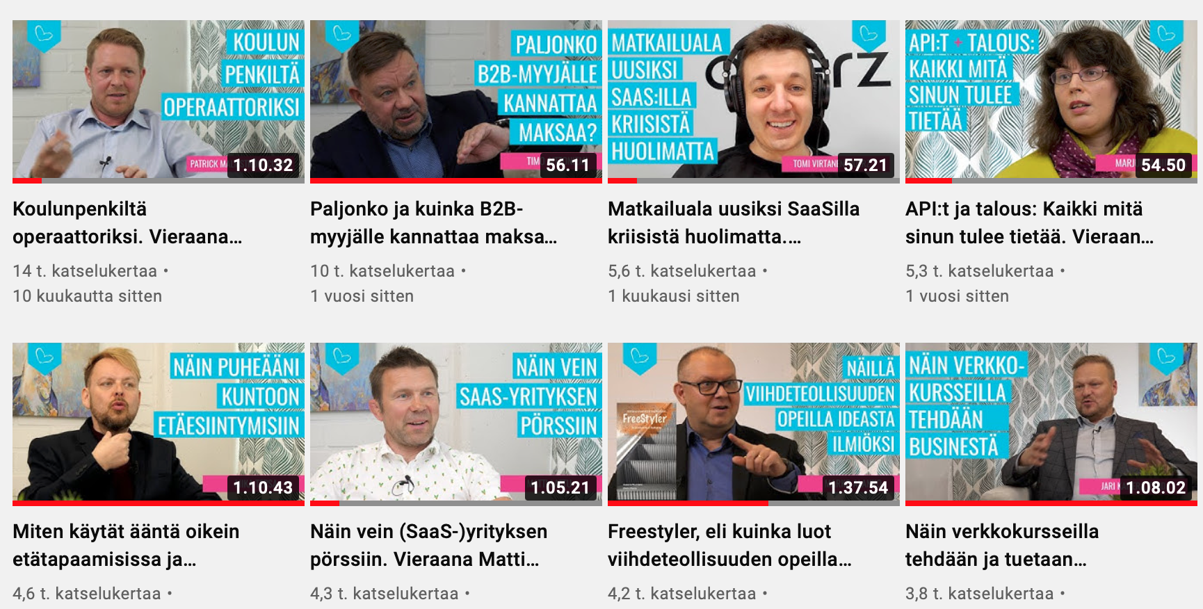 Loyalistic podcast at YouTube
