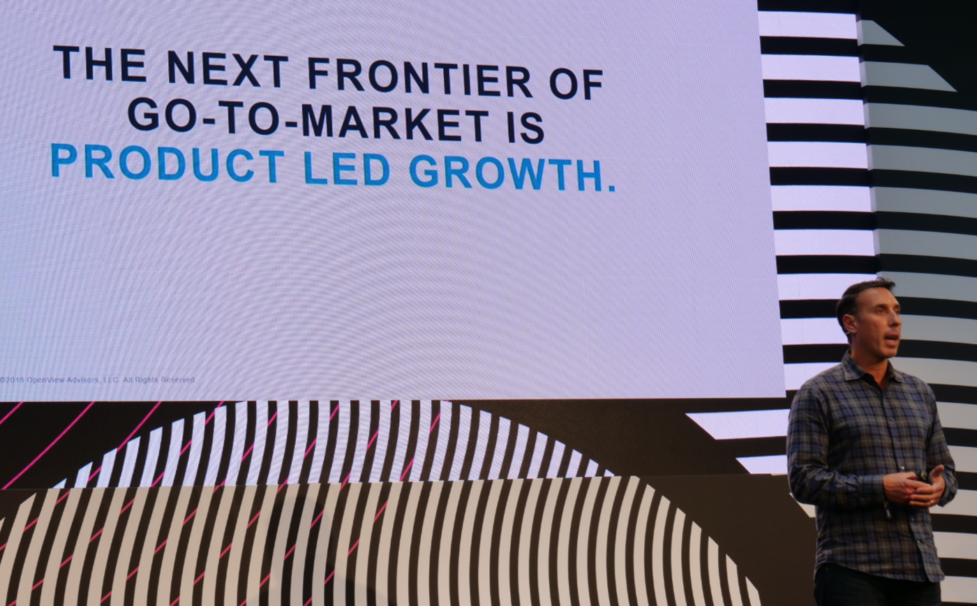 The next frontier is Product-Led Growth (PLG)